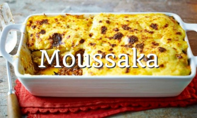 Moussaka Thermomix