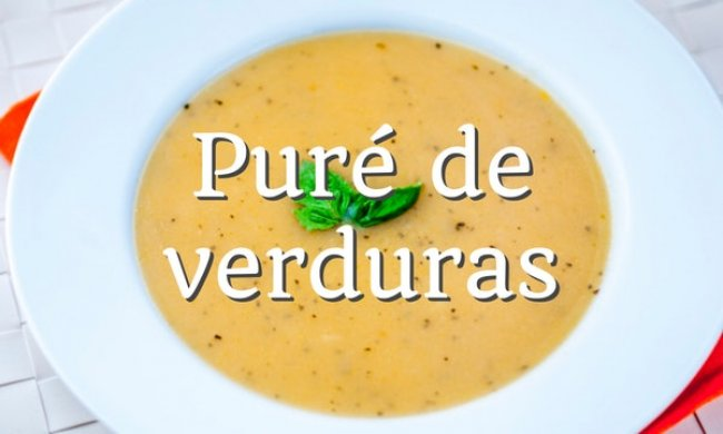 Pure de verduras thermomix